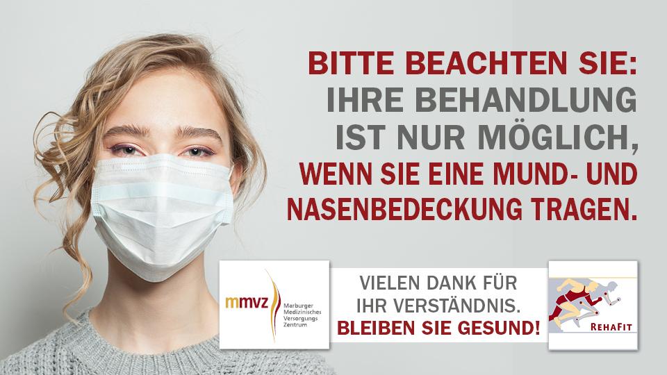 MMVZ-Reha-Fit-Mundschutzpflicht-Slide-960x540-April-2020