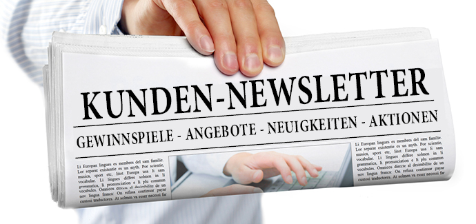 Kunden Newsletter 690x325