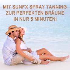 SunFX Spray Tanning 230x230
